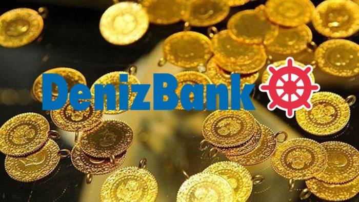 Denizbank Altın Hesabı Nasıl Açılır?