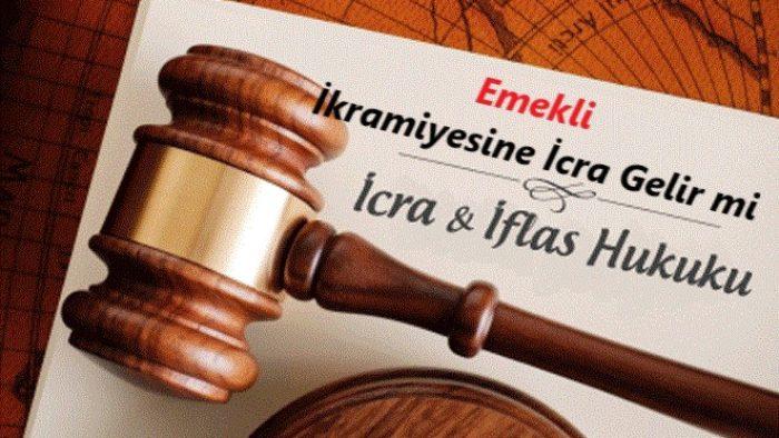 Emekli İkramiyesi Kıdem-İhbar Tazminatlarına Haciz Gelir mi?