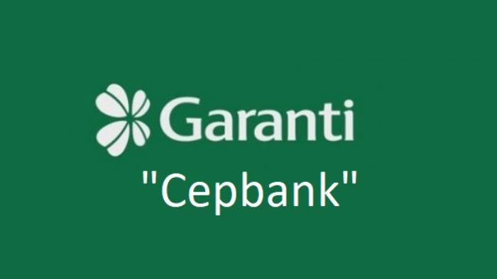 Garanti Bankası CepBank (Cebe Havale) Yapma