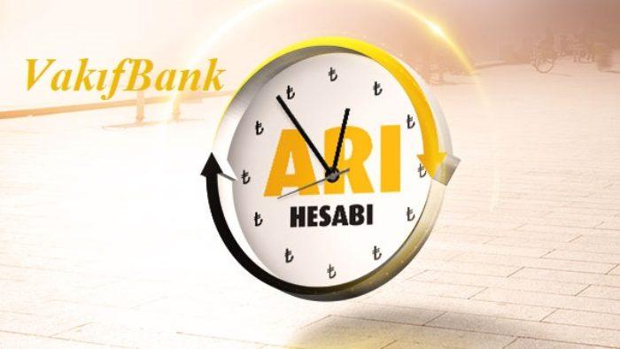 VakıfBank ARI Hesabı