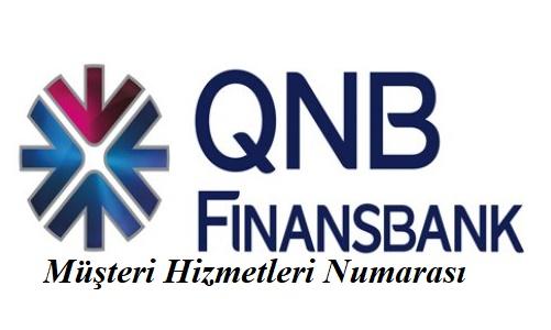 QNB Finansbank Telefon Bankacılığı – 0850 222 0 900