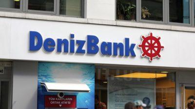 Denizbank Telefon Bankacılığı – 0850 222 0 800