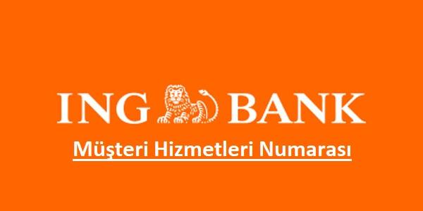 ING Bank Telefon Bankacılığı - 0850 222 0 600 | Nedir | Güncel Bilgi