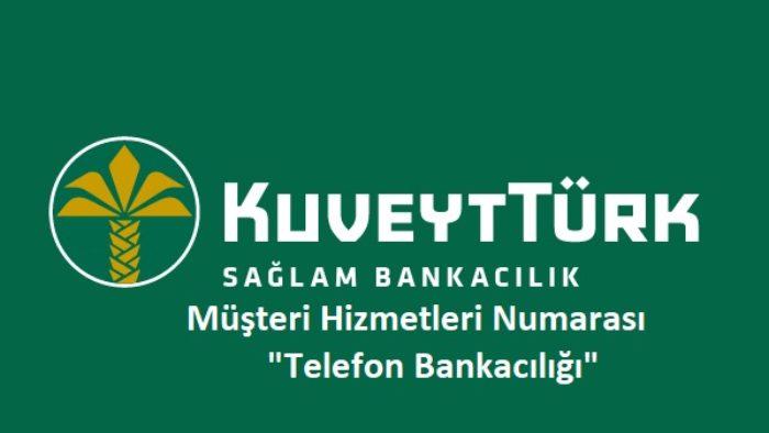 Kuveyt Türk Telefon Bankacılığı – 444 0 123