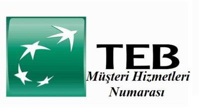 TEB Telefon Şubesi (Bankacılığı) – 0850 200 0 666