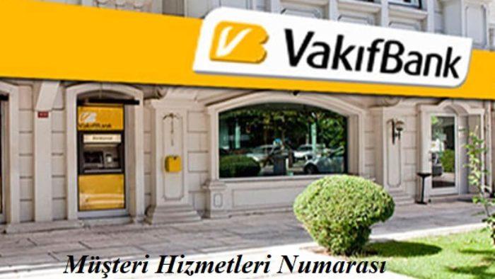 Vakıfbank Telefon Bankacılığı – 0850 222 0 724
