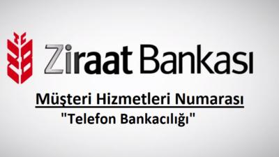 Ziraat Bankası Müşteri İletişim Merkezi – 0850 220 00 00