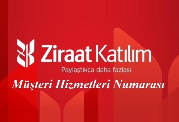Ziraat Katılım Bankası Telefon Bankacılığı – 0850 220 50 00
