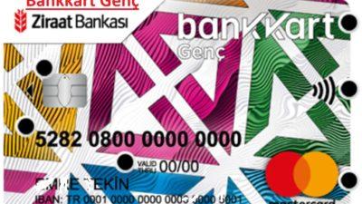 Ziraat Bankası Bankkart Genç Özellikleri