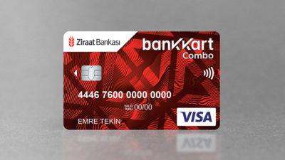 Ziraat Bankkart Combo Kart Nedir? Özellikleri