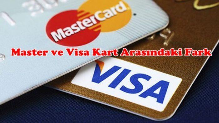 Visa ve Master Kart Nedir?