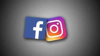 Facebook ve Instagram' a Neden Girilmiyor