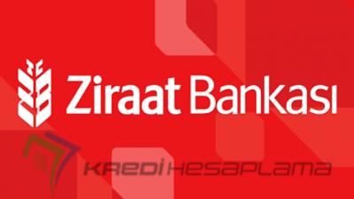 Ziraat Bankası 10 Bin TL Kredi Hesaplama
