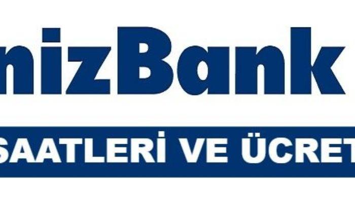 Denizbank EFT / Havale Ücretleri ve Saatleri