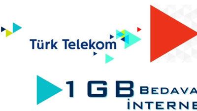 Türk Telekom Bedava İnternet Paketi Nasıl Yapılır?