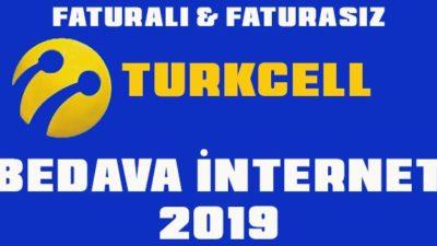 Turkcell Bedava İnternet Paketi Nasıl Yapılır?