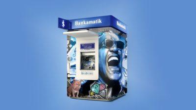 İş Bankası ATM'den Kartsız Para Çekme / Yatırma