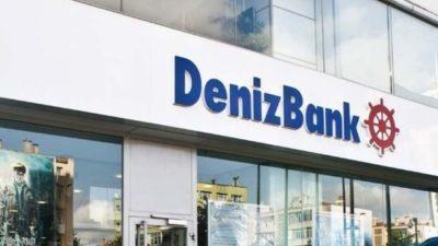 Denizbank Başkasının Hesabına ATM'den Para Yatırma