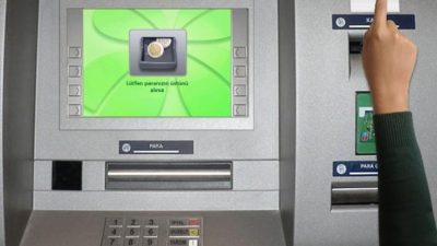 Garanti BBVA ATM'den Kartsız Para Çekme / Yatırma