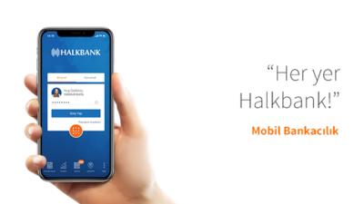 Halkbank Başkasının Hesabına ATM'den Para Yatırma