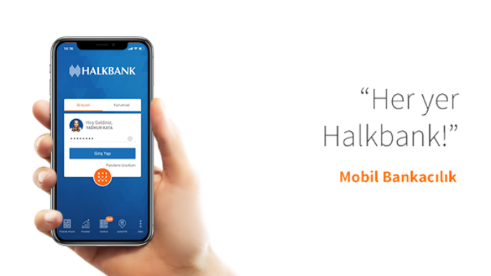 Halkbank ATM'den Kartsız Para Çekme / Yatırma