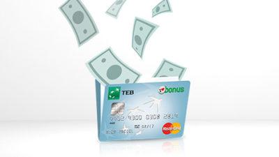 TEB Başkasının Hesabına ATM'den Para Yatırma