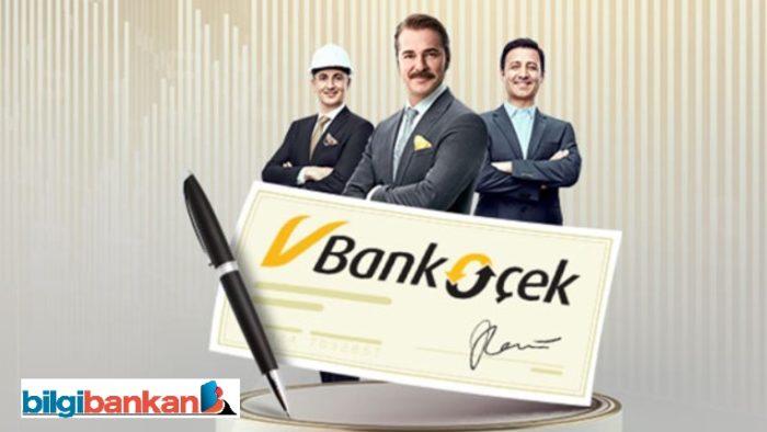 Vakıfbank VBanko Çek nedir?