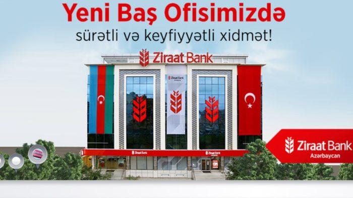 Ziraat Bank Azərbaycan Kreditlər