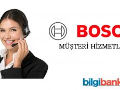 Bosch Müşteri Hizmetleri