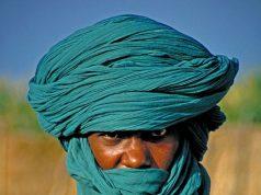 Mavi İnsan Halklı Tuaregler | bilgibankan.com